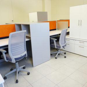 Estaciones de trabajo individuales de Mobelart
