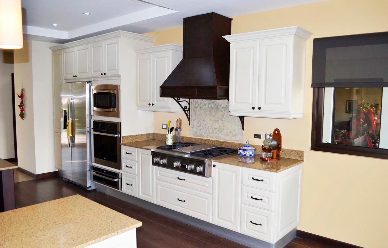 El mejor estilo de cocina con los mejores materiales creado por Mobelart