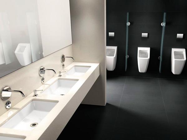 Diseño de baños para comercio creados por Mobelart