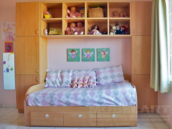 Diseño de muebles para niños por Mobelart