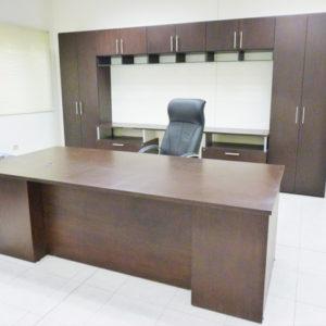 Elegante escritorio ejecutivo