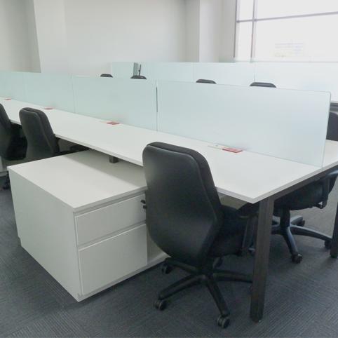 Modernas estaciones de trabajo
