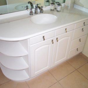 Lavamanos clásico blanco