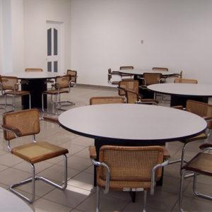 Mesas de conferencia para 5 personas